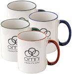 11oz Two Tone Mugs